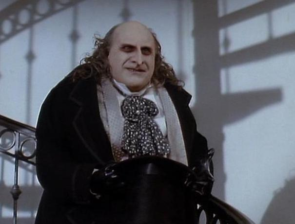 Oswald Cobblepot, the name assumed by Penguin while becoming Mayor of Gotham City