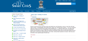 Smart Cities - Feeding of citizens 30.04.2015