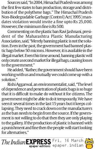 Maharashtra plastic ban2 16-Mar-2018 IE (2).jpg