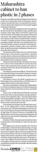 Maharashtra plastic ban2 16-Mar-2018 IE